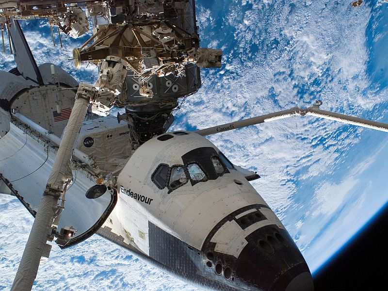international space station from earth to current transportation - photo #3